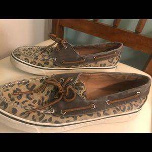 🐆 Sperry Top-Sider Jaguar loafer